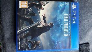 Jeu PS4 Final Fantasy XV