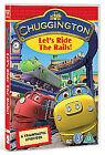 Chuggington - Let's Ride The Rails (DVD, 2009)
