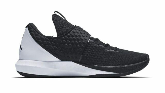 Nike men's Jordan Trainer 3 Black White training shoes 11 NIB