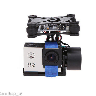 CNC Brushless Gimbal Camera Mount Motor Controller DJI Phantom FPV For Gopro 3