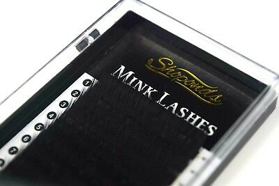 Individual Eyelash Extensions Shoponds Mink Lashes Semi ...