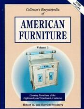 Collector's Encyclopedia of American Furniture: The Dark Woods of the -ExLibrary