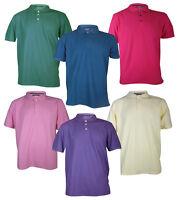 Mens Polo T shirt Top Short Sleeve golf SMALL S Debenhams 100% COTTON BRAND NEW