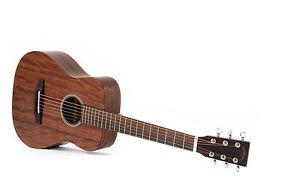 SIGMA-TM-15-Westerngitarre-3-4-Travel-Reisegitarre-mit-Tasche-TM15