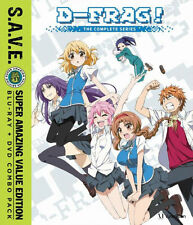 PRE  ORDER: D-FRAG!: THE COMPLETE SERIES S.A.V.E. - BLU RAY - Region A - Sealed