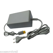 EU Type AC Wall Adapter Power Supply Replacement for Nintendo Wii U Console Game