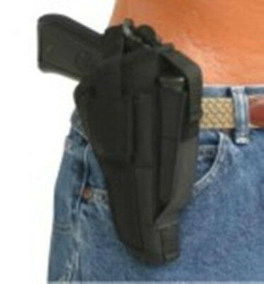 Intimidator Belt & Clip Side Gun Holster fits Hi-Point C-9, CF-380, 9MM