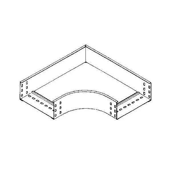 Niedax Bogen RES 85.100 Bogen Stahl Bogen | eine große Vielfalt