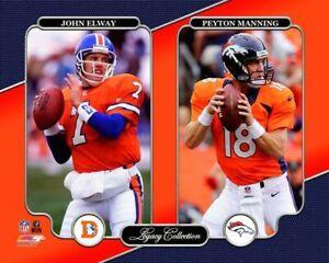 John Elway Denver Broncos Pro Quotes Framed 8x10 Photo