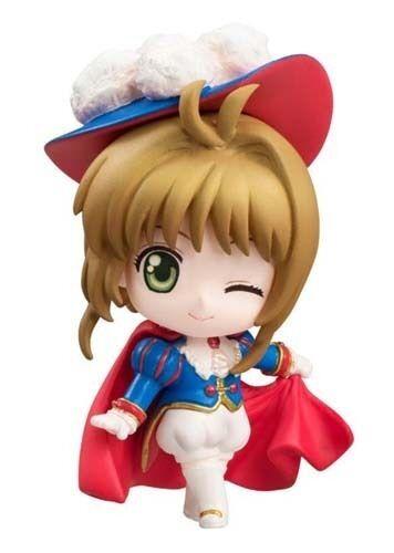 Card Captor Sakura 2'' Prince Costume Petit Chara Land Vol. 2 Trading Figure