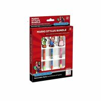 Nintendo 3ds Mario Stylus Bundle (compatible With All Ds, Dsi, 3ds)