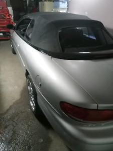 2000 Chrysler Sebring Cuir