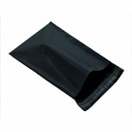 "25 Black 9/"" x 12/"" Mailing Postage Postal Mail Bags"