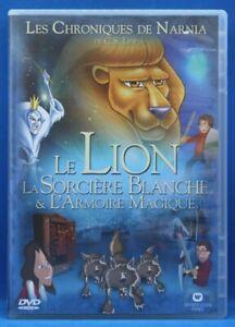 DVD Les chroniques de Narnia Le lion la sorcière blanche et l'armoire magique