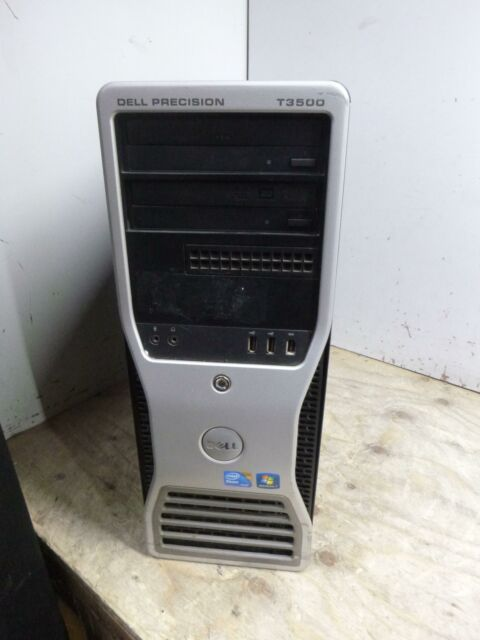 Dell Precision T3500 - Xeon W3550 3.07GHz, 12GB RAM@