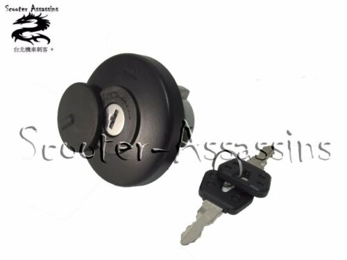 FUEL LOCK LOCKING CAP for YAMAHA VINO 50   5st-f4602-30