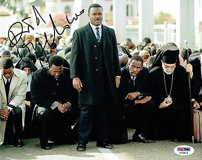 Generous David Oyelowo Signed Selma Authentic Autographed 8x10 Photo Psa/dna #x79814 Reputation First Entertainment Memorabilia Movies