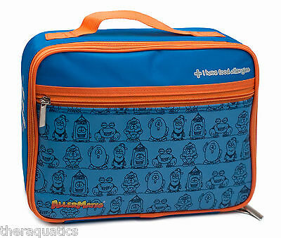Lunch Pack AllerMates Insulated Bag Kids Food Allergies Box Health Alert Carry