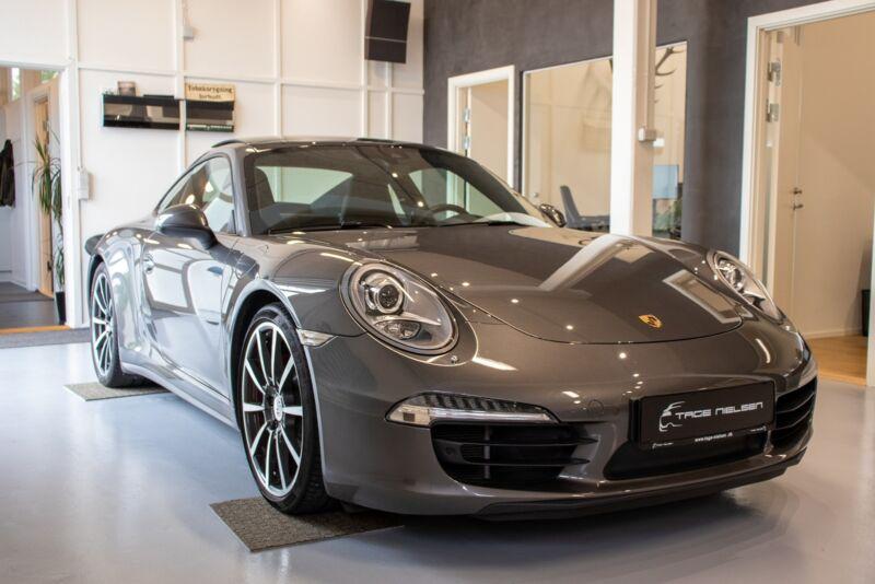 Porsche 911 Carrera 4S Coupé PDK - 1