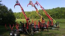 New Logging Trailer Atvsmall Tractor On Sale