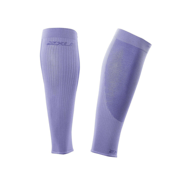 2XU Kompression Performance Lauf Ärmellos (Lavendel   samt Lila )  | Umweltfreundlich