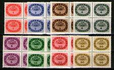 1946. Wappen. 4-er. Pf **. MNH. Ungarn.Hungary.Hongrie.Hungria.Hongarije. 20€