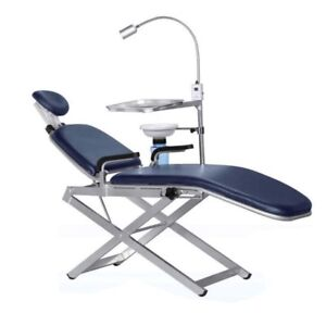 Magnificent Details About Tpc Portable Dental Chair Unit With Cuspidor Pc2720 Led Light Carry Bag Pabps2019 Chair Design Images Pabps2019Com