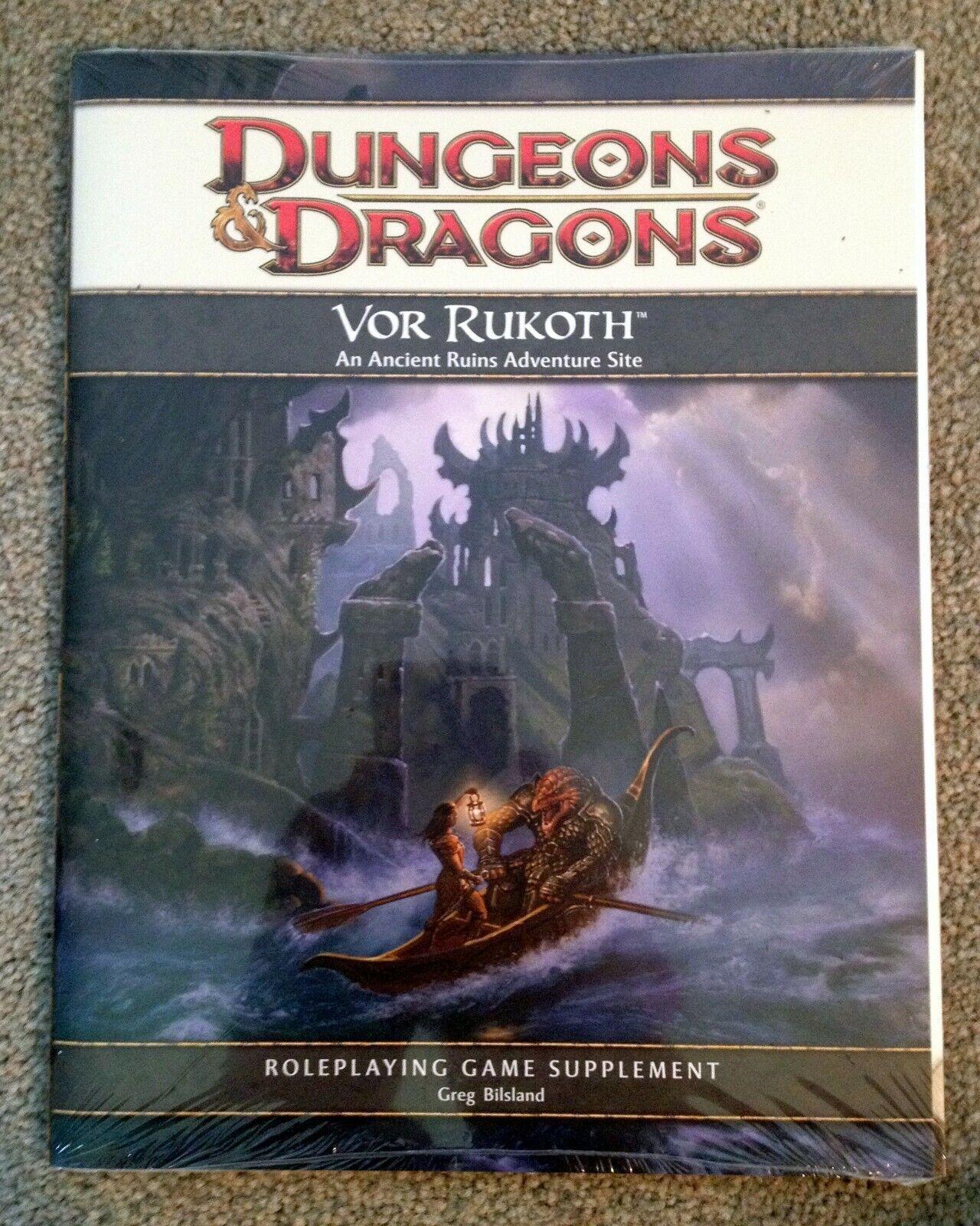 Vor rukoth (SW) Dungeons & Dragons D&D 4e 4th Edición