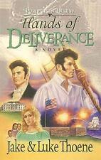 Hands of Deliverance : A Novel Vol. 3 by Jake Thoene and Luke Thoene (2000, P...