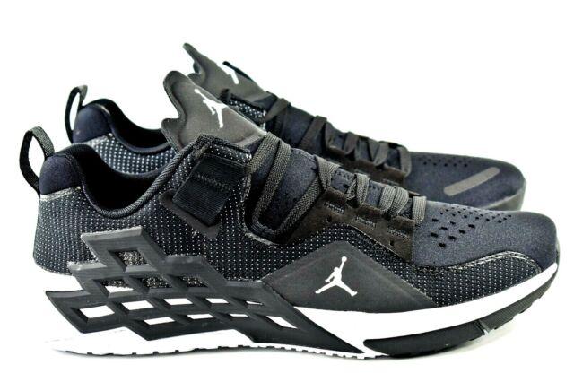 Nike Air Jordan Alpha 360 TR Mens Size 11.5 Shoes AV1937 001 Black