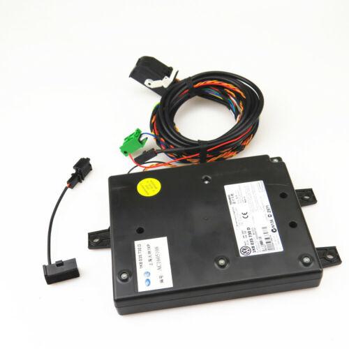 Kabel Mikrofon Für VW RCD510 9w2 Steuergerät Interface Stereo Bluetooth Modul