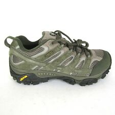 0e3bcc607bf Merrell Mens Moab 2 Mid WTPF Hiking Boot Dusty Olive 10.5 M US for ...