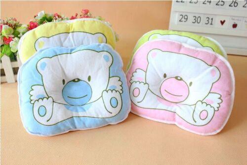 Newborn Baby Pillow  Anti-roll Pillow Flat Head Sleeping Position