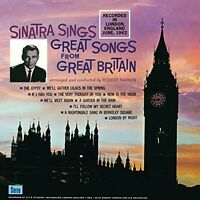 Frank Sinatra - Sinatra Sings Great Songs From Great Britian [new Vinyl] on sale