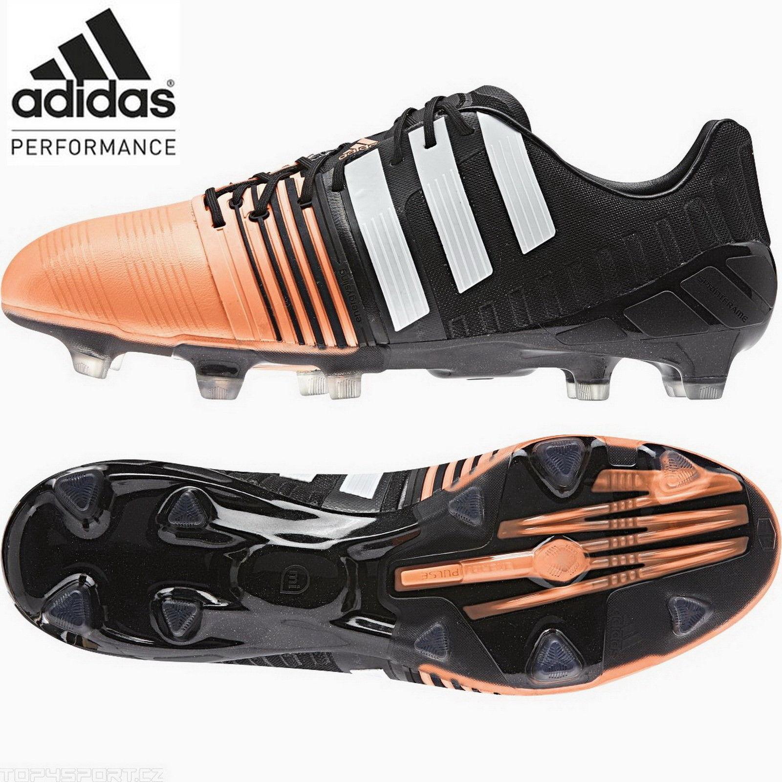 Adidas Nitrocharge 1.0 Fg Uomo Tacchetti da Calcio M19051 Taglia 7