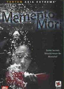 MEMENTO MORI NEW DVD