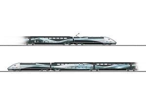 Trix-H0-22790-Hochgeschwindigkeitszug-TGV-Duplex-034-DCC-mfx-Sound-034-NEU-OVP