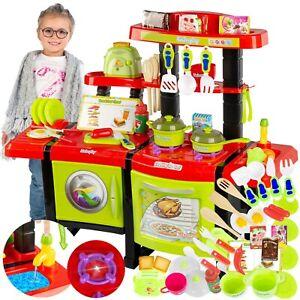 Details zu Kinderküche Spielküche Spielzeug Küche KP6031 Zubehör  Zubehörteile Toaster Green