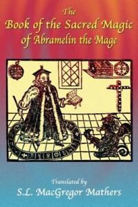 Details about Book of the Sacred Magic of Abramelin the Mage (2004,  Paperback)