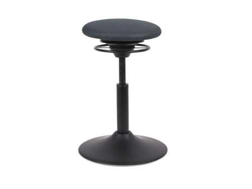 matt schwarz mit dunkel grauer SitzflächeEckart Meyners Balimo
