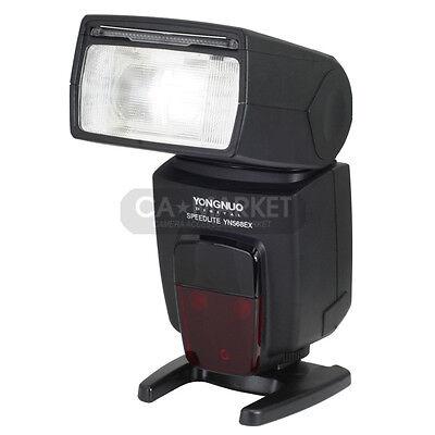 Yongnuo YN-568EX TTL Speedlite Flash HSS  for Nikon D800 D700 D600 D300s D300