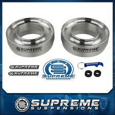 "88-98 Chevy GMC C1500 2"" Inch Front Level Lift Kit 4X2 Silver PRO"