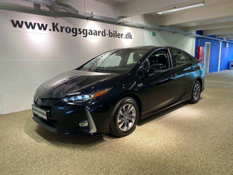 Toyota Prius 1,8 Plug-in Hybrid H3 Smart MDS 5d - 299.990 kr.