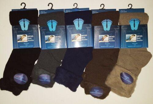 6X hommes d/'hiver femme doux chaud confortable thermique en polaire brossée lit salon chaussettes