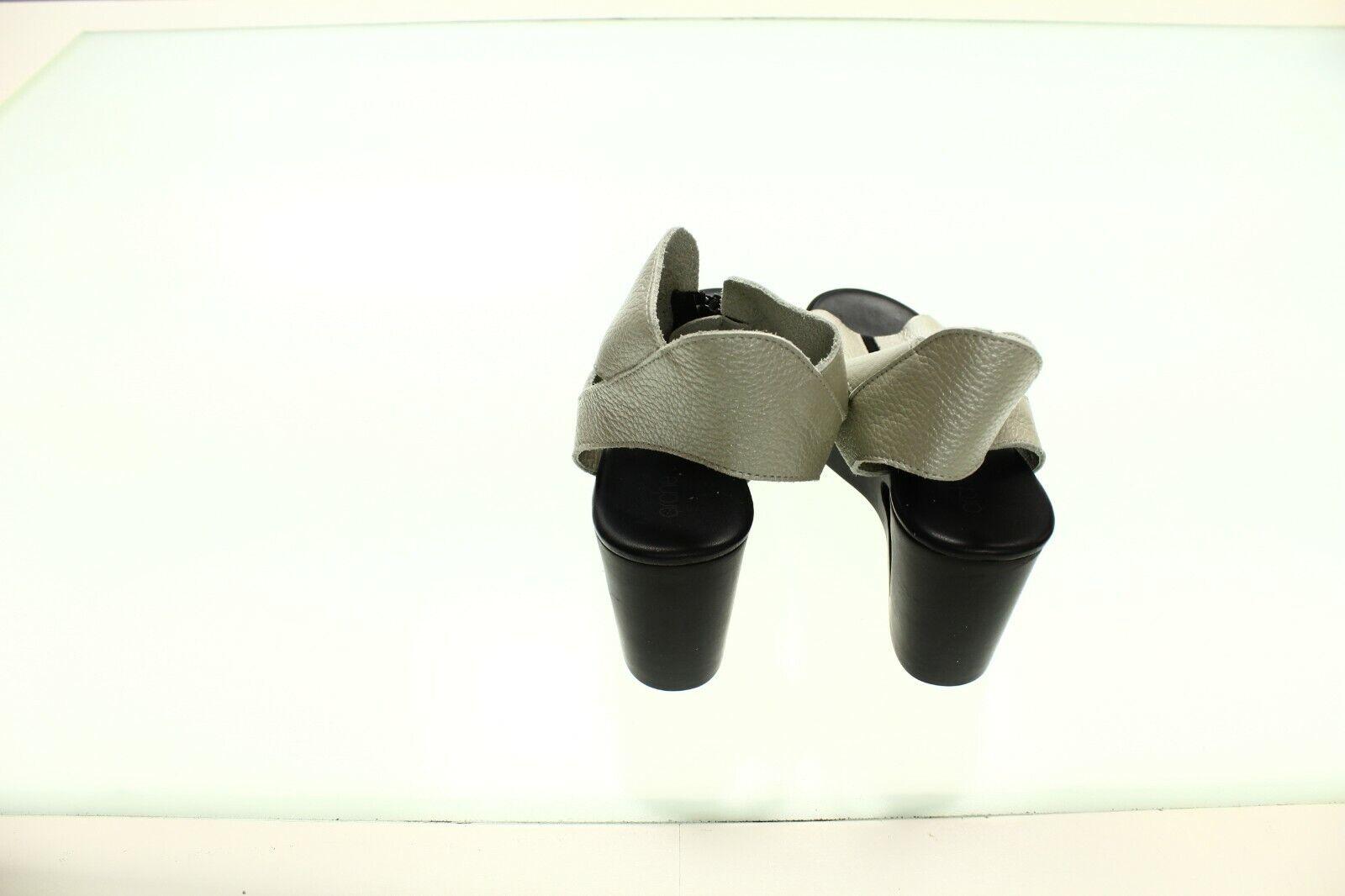 NIB - ARCHE Donna  'VAHIRO' Wedge Sandal Fast Metal Metal Metal - 9.5   41 0db2f9