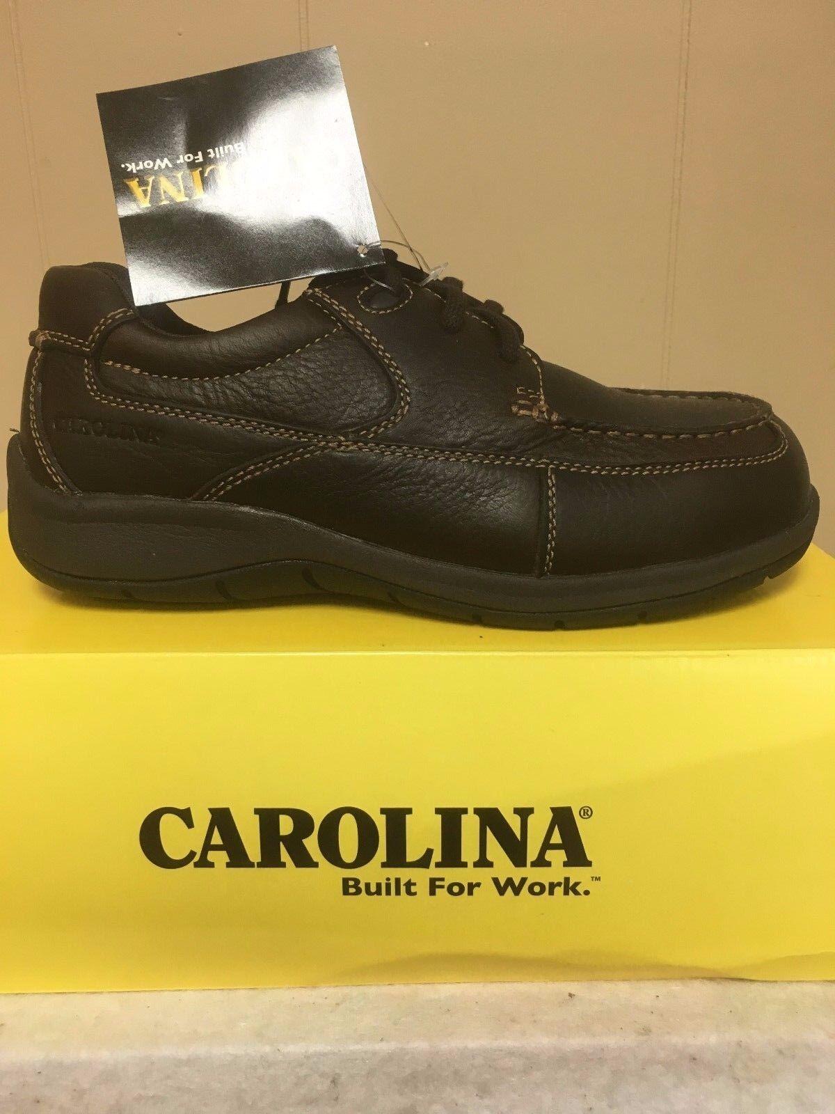 Mens Carolina Steel Toe work zapatos- Style  CA1560-DISCONTINUED STYLE