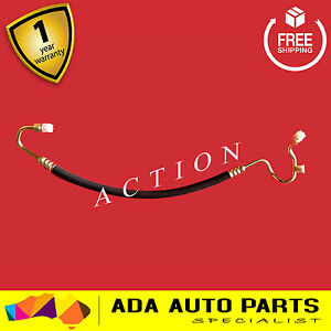 1Ford-Falcon-BA-BF-Power-Steering-Rack-High-Pressure-Hose-2-Bends