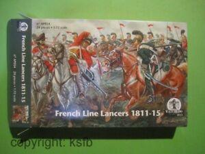 1-72-Waterloo1815-054-Napoleon-Frankreich-Linie-Lanzenreiter-French-Lancers