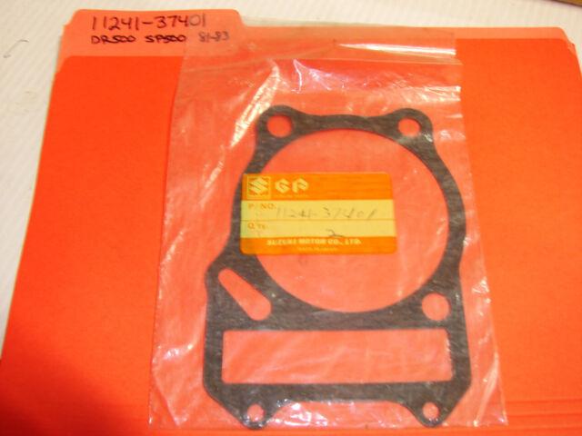 NOS OEM Suzuki RM100 RM125 1978-81 TS100 TS125 Cylinder Base Gasket 11241-41320