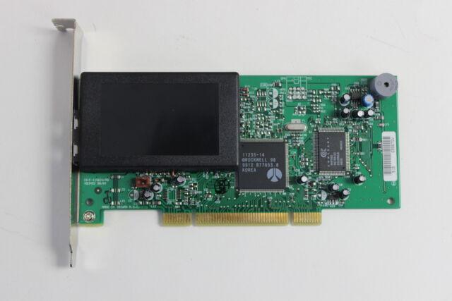 DIAMOND 23540020-003 PCI 56K INTERNAL MODEM F-1156IV/R6 WITH WARRANTY